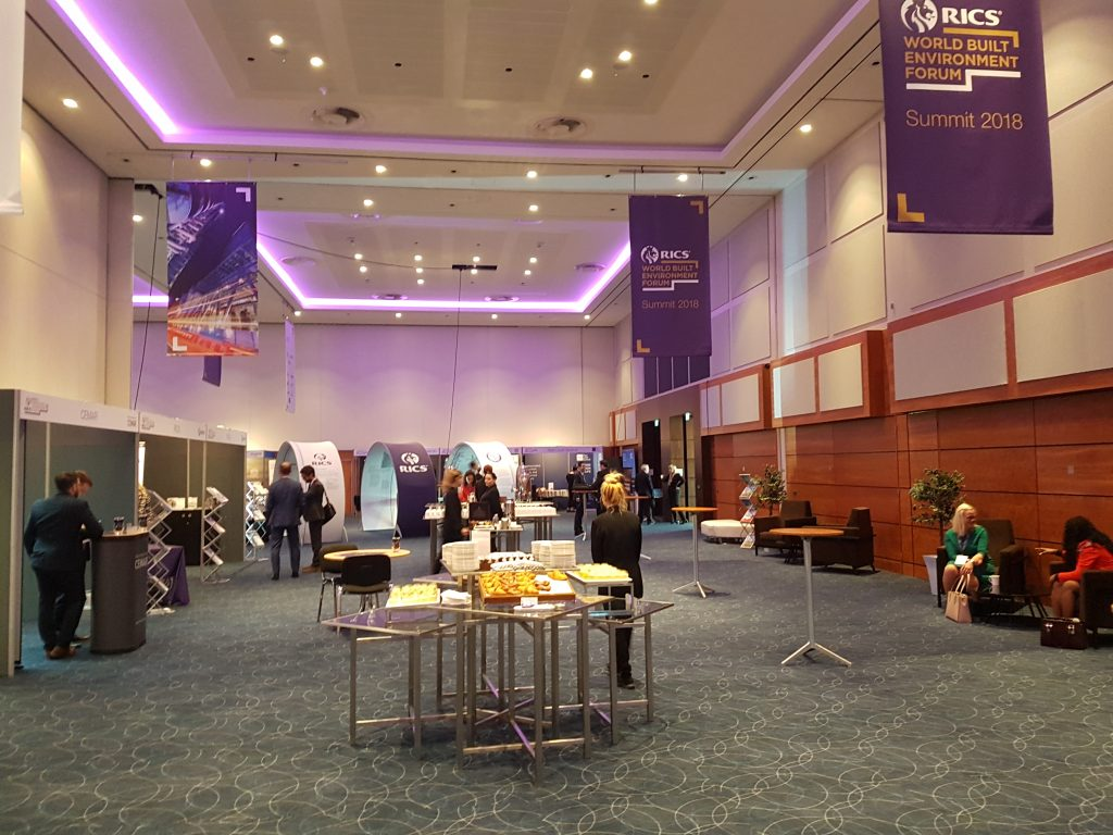 #WBEF Ceiling Banners