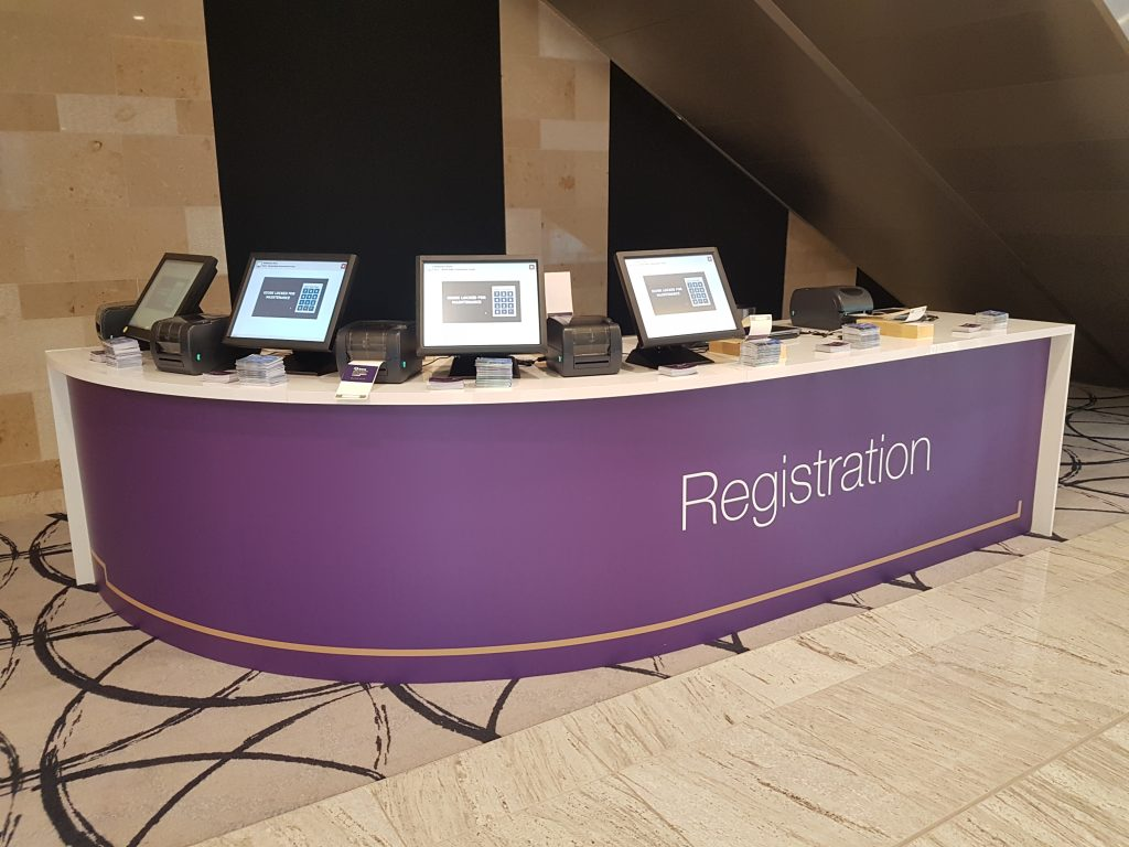 WBEF Reception Counter