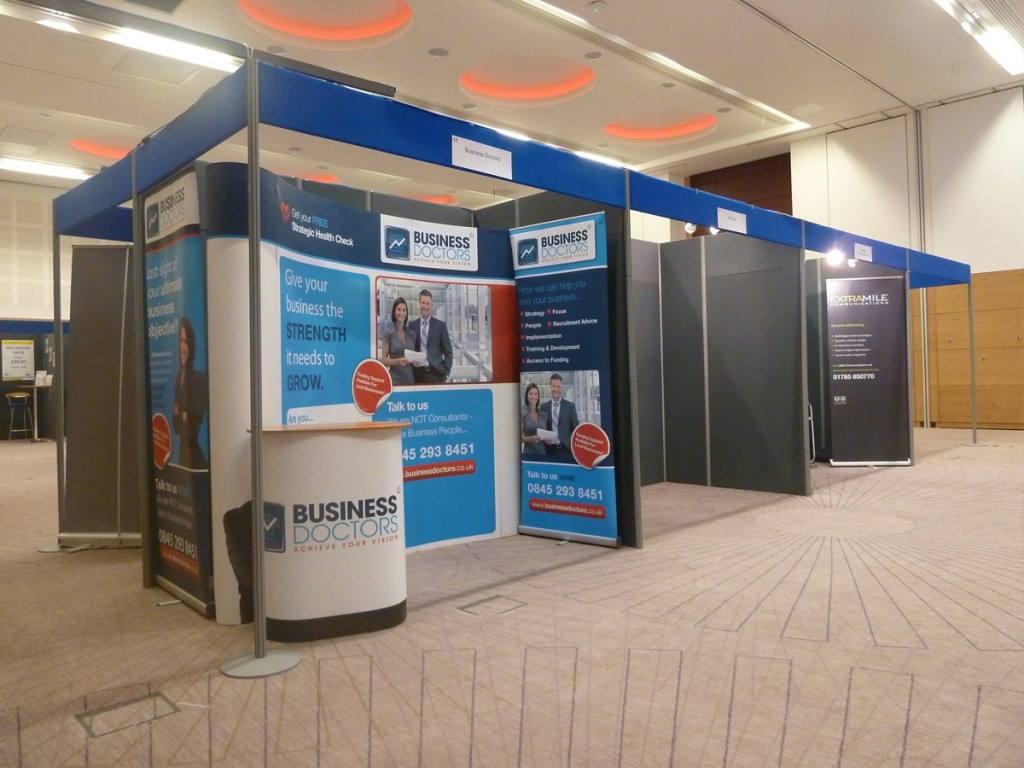 Exhibition Shell Scheme Panels : Shell scheme stands meridian exhibition solutions